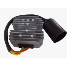 Regulador Retificador Nx 4 Falcon 400 Conector Original